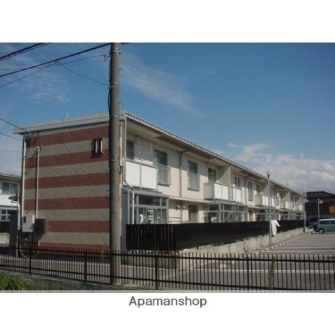 富山県富山市、下奥井駅徒歩9分の築52年 2階建の賃貸テラスハウス