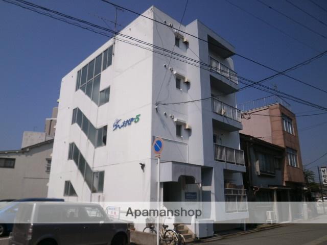 富山県富山市、荒町駅徒歩8分の築32年 4階建の賃貸マンション