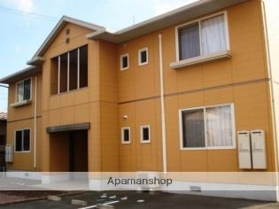 富山県富山市、朝菜町駅徒歩15分の築12年 2階建の賃貸アパート
