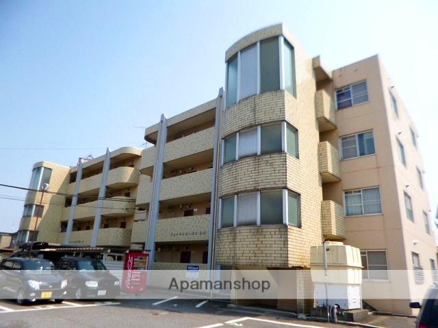 富山県富山市、奥田中学校前駅徒歩13分の築28年 4階建の賃貸マンション