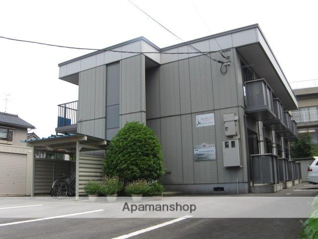 富山県富山市、富山トヨペット本社前駅徒歩16分の築15年 2階建の賃貸アパート