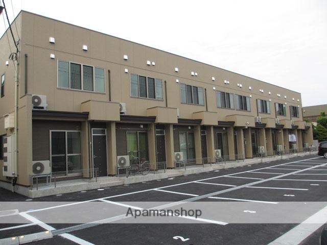 富山県富山市、富山駅徒歩9分の築4年 2階建の賃貸アパート