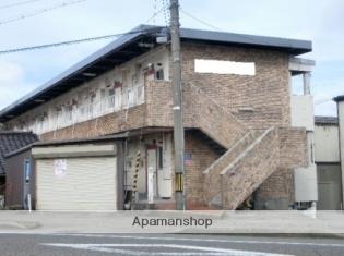 富山県富山市、西富山駅徒歩11分の築31年 2階建の賃貸マンション