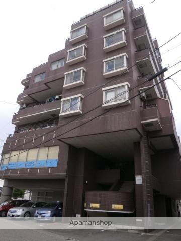 富山県富山市の築21年 8階建の賃貸マンション