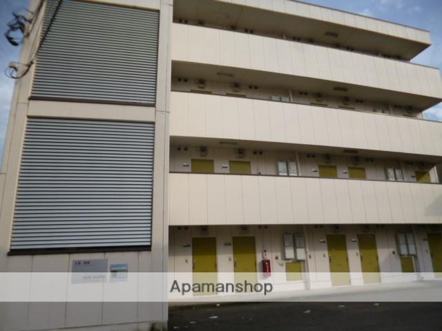 富山県富山市の築25年 4階建の賃貸マンション