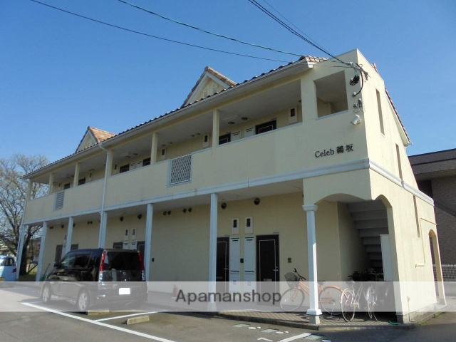 富山県富山市、婦中鵜坂駅徒歩20分の築12年 2階建の賃貸アパート