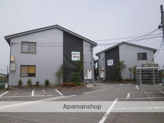 富山県富山市、越中荏原駅徒歩4分の築24年 2階建の賃貸アパート