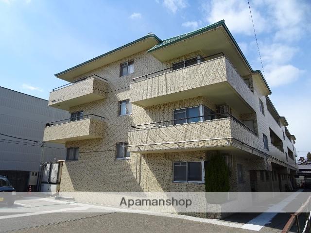 富山県富山市、下奥井駅徒歩6分の築34年 3階建の賃貸マンション