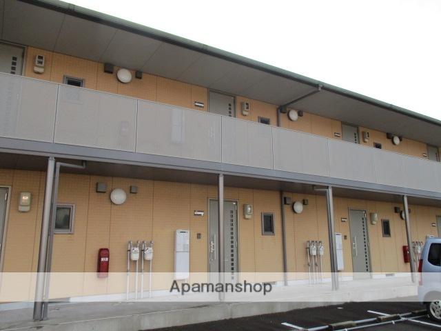 富山県富山市、不二越駅徒歩13分の築12年 2階建の賃貸アパート