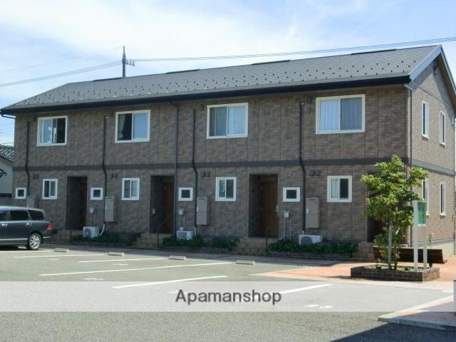 富山県富山市、東富山駅徒歩12分の築9年 2階建の賃貸アパート