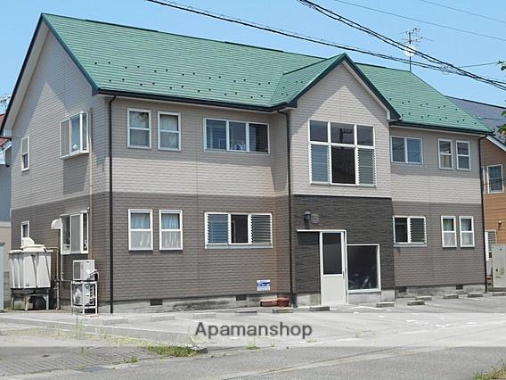 富山県富山市の築20年 2階建の賃貸アパート