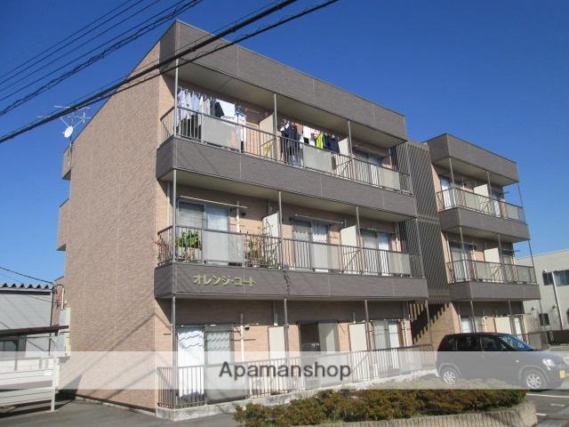 富山県富山市、東新庄駅徒歩9分の築10年 3階建の賃貸アパート
