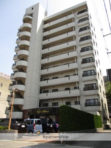 富山県富山市、上本町駅徒歩5分の築30年 10階建の賃貸マンション