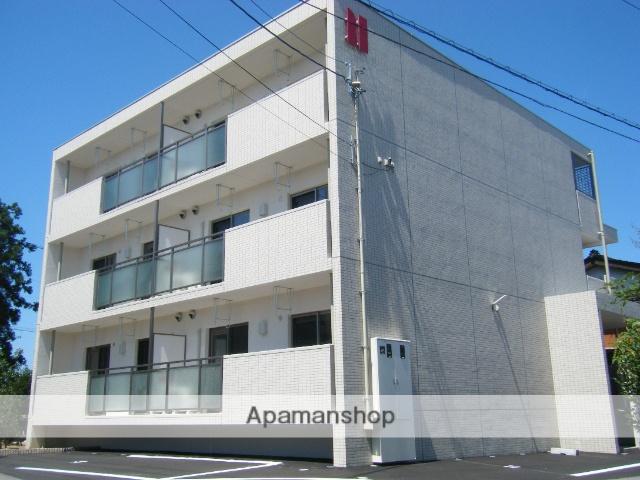 富山県富山市の築2年 3階建の賃貸マンション
