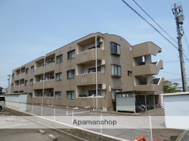 富山県富山市、大泉駅徒歩9分の築20年 3階建の賃貸マンション