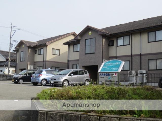 富山県富山市の築15年 2階建の賃貸アパート