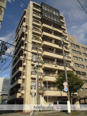 富山県富山市、電鉄富山駅・エスタ前駅徒歩8分の築32年 10階建の賃貸マンション