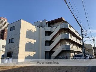 富山県富山市、富山駅徒歩26分の築28年 4階建の賃貸マンション