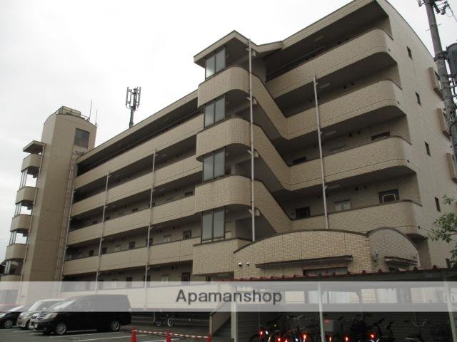 富山県富山市の築20年 5階建の賃貸マンション