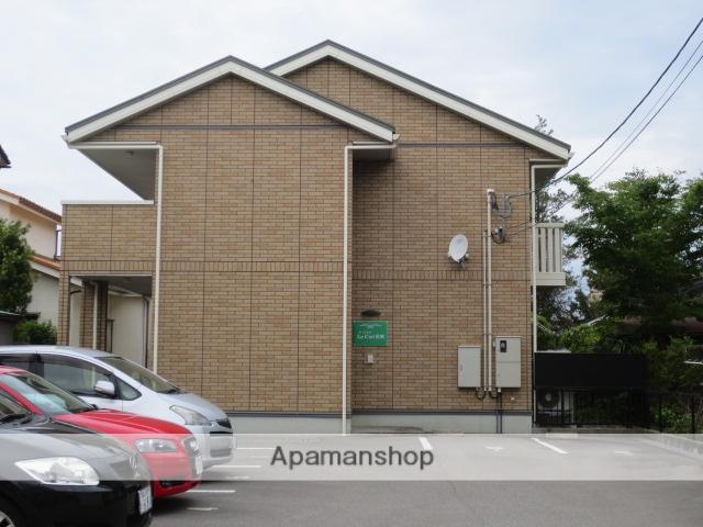 富山県富山市、小泉町駅徒歩12分の築8年 2階建の賃貸アパート