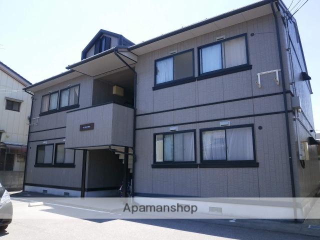 富山県富山市、広貫堂前駅徒歩10分の築18年 2階建の賃貸アパート