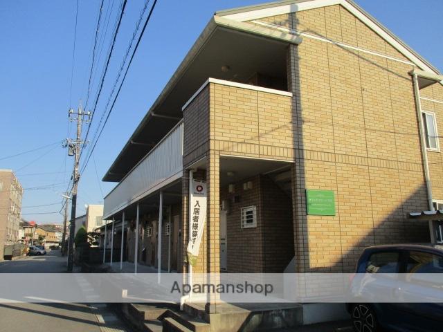 富山県富山市、西富山駅徒歩6分の築9年 2階建の賃貸アパート