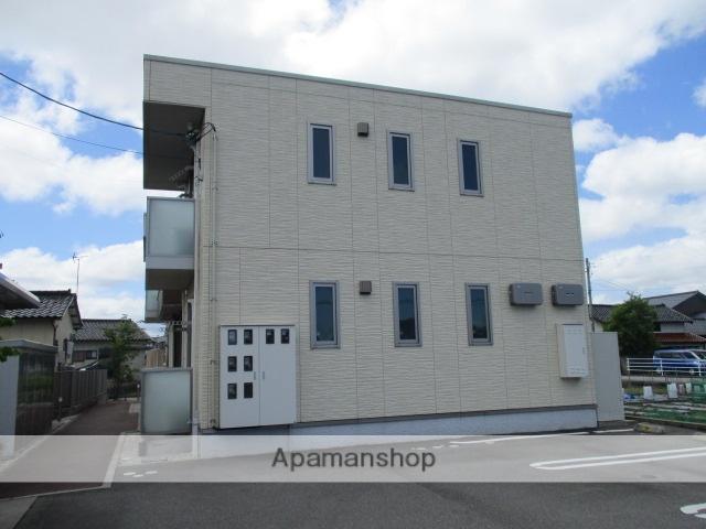 富山県富山市の築5年 2階建の賃貸アパート