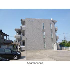 富山県富山市の築13年 3階建の賃貸アパート