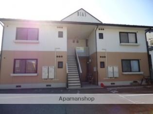 富山県富山市、小泉町駅徒歩16分の築19年 2階建の賃貸アパート