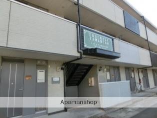 富山県富山市の築19年 3階建の賃貸アパート