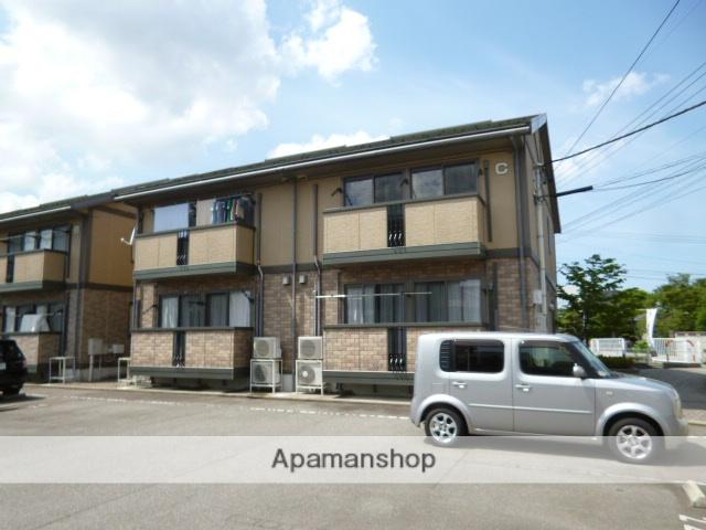 富山県富山市、上堀駅徒歩1分の築13年 2階建の賃貸アパート