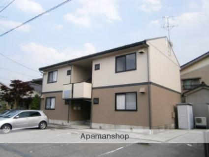 富山県魚津市、西魚津駅徒歩15分の築20年 2階建の賃貸アパート