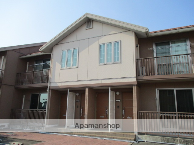 富山県富山市、上堀駅徒歩9分の築11年 2階建の賃貸アパート