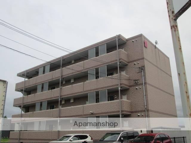 富山県富山市の築8年 4階建の賃貸マンション