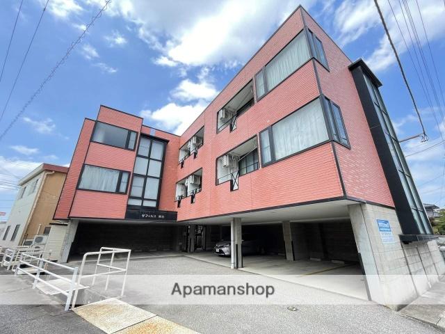 富山県富山市、南富山駅徒歩8分の築18年 3階建の賃貸マンション