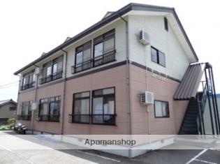 富山県中新川郡上市町、相ノ木駅徒歩12分の築17年 2階建の賃貸アパート