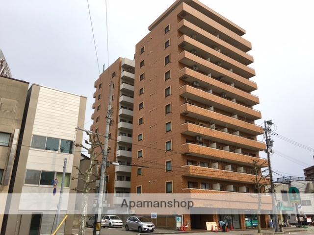 富山県富山市、荒町駅徒歩10分の築27年 12階建の賃貸マンション