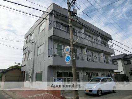 富山県富山市、富山トヨペット本社前駅徒歩20分の築37年 3階建の賃貸マンション