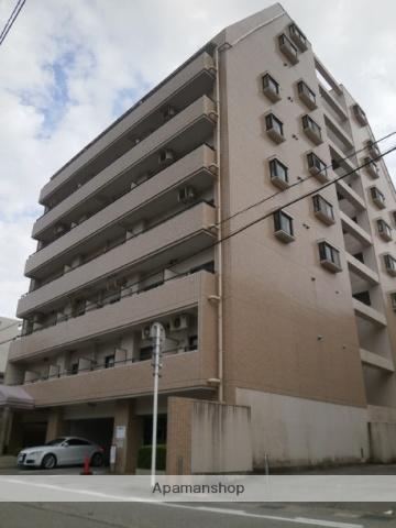 富山県富山市、上本町駅徒歩6分の築26年 10階建の賃貸マンション