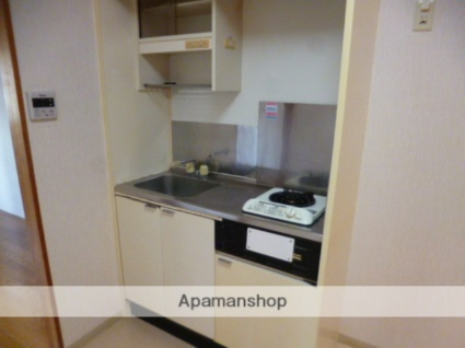 コーポサンレスト[1K/29.16m2]のキッチン