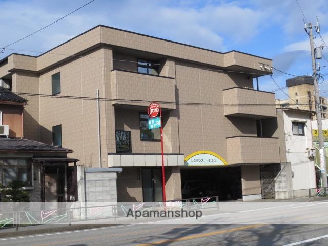 富山県富山市、富山駅徒歩9分の築14年 3階建の賃貸マンション