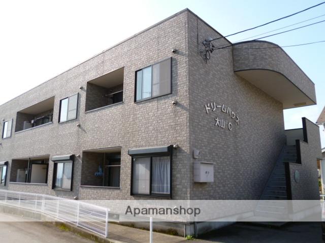 富山県富山市、上滝駅徒歩15分の築14年 2階建の賃貸マンション