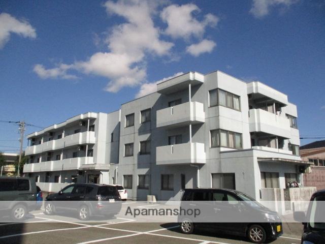 富山県富山市、富山トヨペット本社前駅徒歩14分の築17年 3階建の賃貸マンション