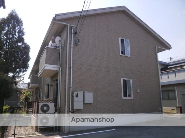 富山県富山市、富山駅徒歩23分の築6年 2階建の賃貸アパート