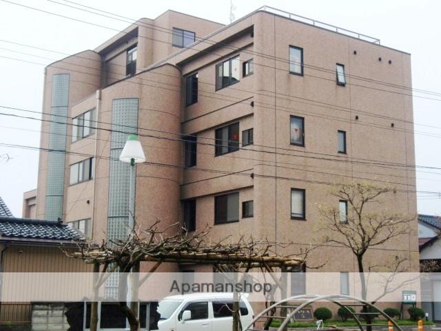 富山県富山市、南富山駅徒歩9分の築16年 5階建の賃貸マンション