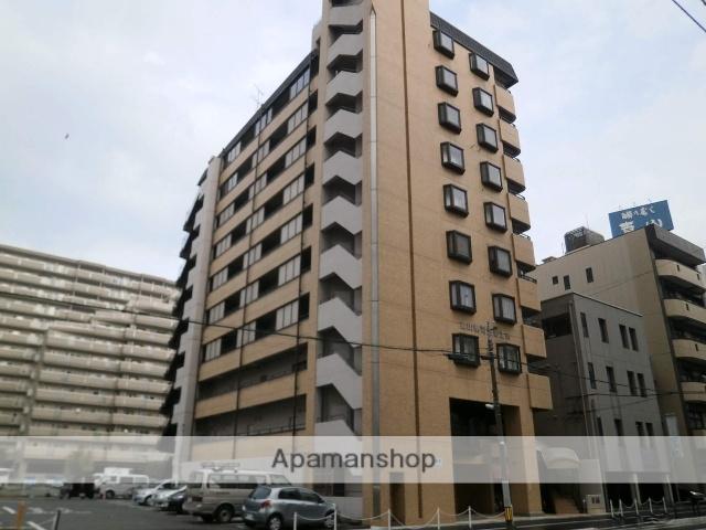 富山県富山市、富山駅徒歩3分の築31年 10階建の賃貸マンション