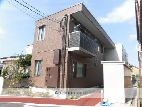 富山県富山市、速星駅徒歩10分の築2年 2階建の賃貸アパート