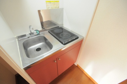 レオパレス天の原[1K/26.08m2]のキッチン
