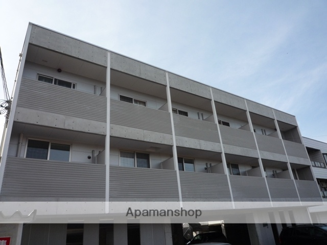 富山県富山市、大泉駅徒歩7分の築10年 3階建の賃貸マンション