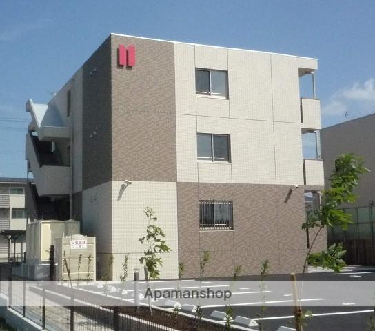 富山県富山市、婦中鵜坂駅徒歩19分の築1年 3階建の賃貸マンション